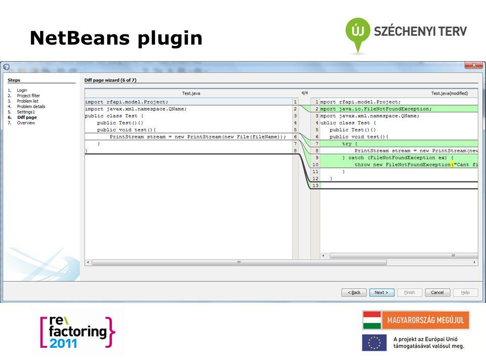 NetBeans plugin 23