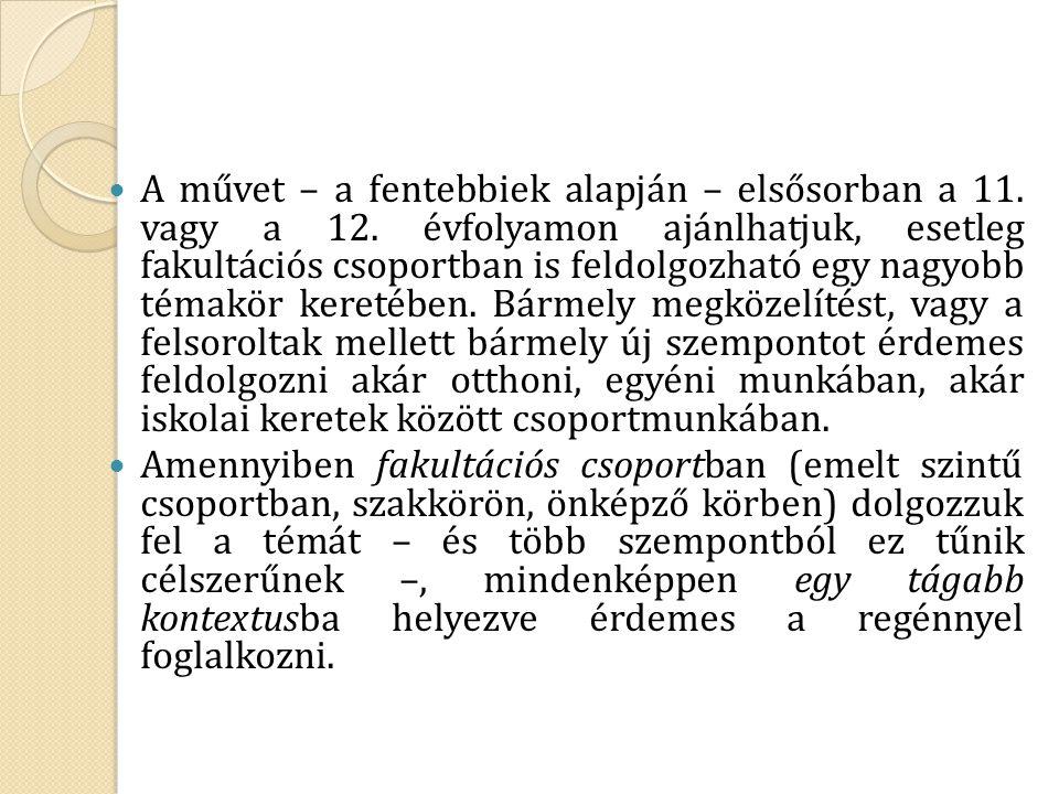 A szereplők IX.Edu beszéde is jellegzetes.
