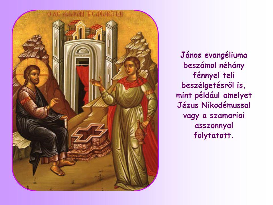 """Amikor a főpapok és a farizeusok kérdőre vonták a katonákat, hogy miért nem hajtották végre a Jézus elfogatását elrendelő parancsot, még ők is így válaszoltak: """"Sohasem beszélt úgy ember, ahogy ez beszél!"""
