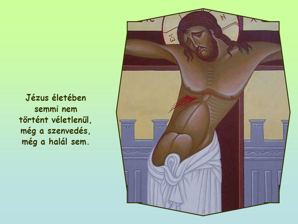 Jézus azt tanítja, hogy az Atyának mindnyájunkról van egy szeretetterve, hogy személyes szeretettel szeret, és ha hiszünk a szeretetében, és válaszolu
