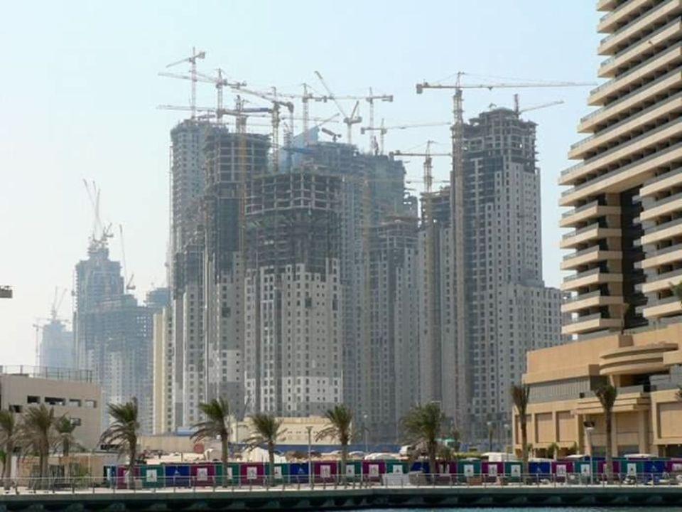 Ez a Jumeirah Beach 40 épületével