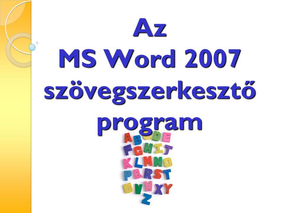 A szövegszerkesztők Egyszerű (Pl.: Jegyzettömb) ◦ Szöveg bevitele ◦ Dokumentum mentése, megnyitása, nyomtatása ◦ Szövegrészek keresése, cseréje ◦ Egyszerű formázási műveletek Professzionális (Pl.: MS Word) ◦ Szöveg bevitele ◦ Dokumentum mentése, megnyitása, nyomtatása ◦ Szövegrészek keresése, cseréje ◦ Összetett formázási műveletek ◦ Objektumok (képek, táblázatok,…) kezelése ◦ Helyesírás-ellenőrzés ◦ Stb… Mit tudnak?