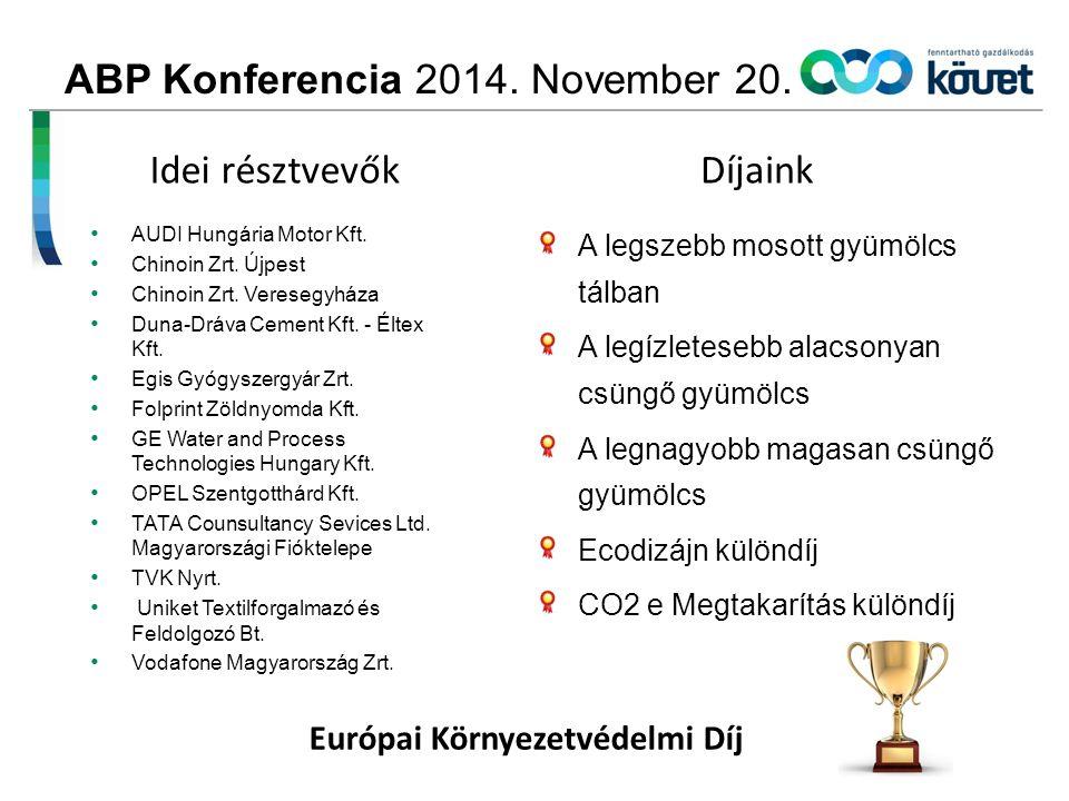 Köszönöm a figyelmet! Vályi Zsuzsa valyi@kovet.hu 2014. október 9.