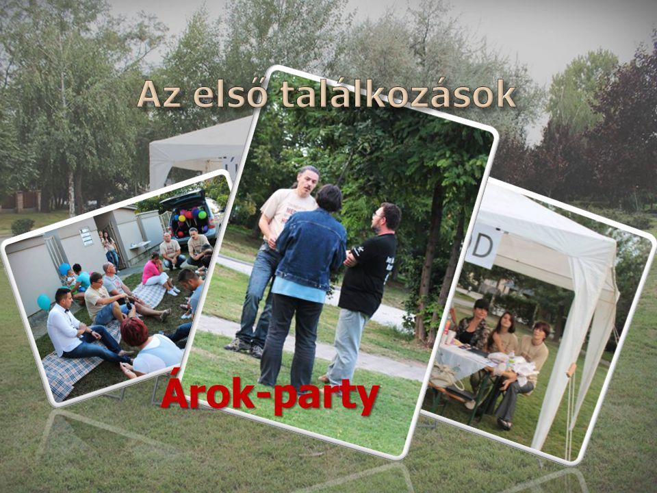 Árok-party