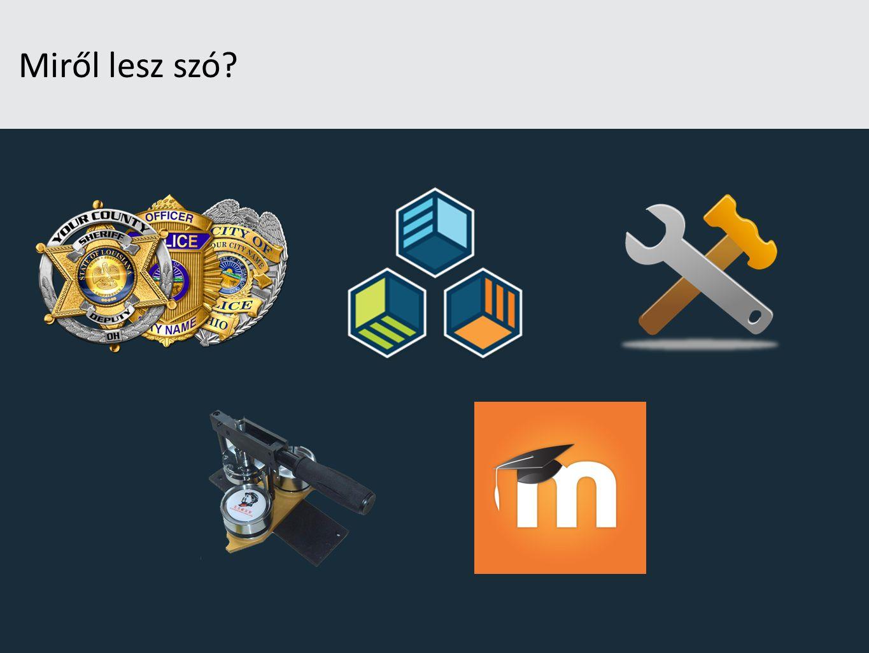 Mozilla Backpack Kitűzők begyűjtése – Feltöltés – Exportálás a kibocsátó szervezetnél (LMS) Gyűjtemények összeállítása Gyűjtemények megosztása – Twitter – Facebook – Blog – Linkedin – Mahara