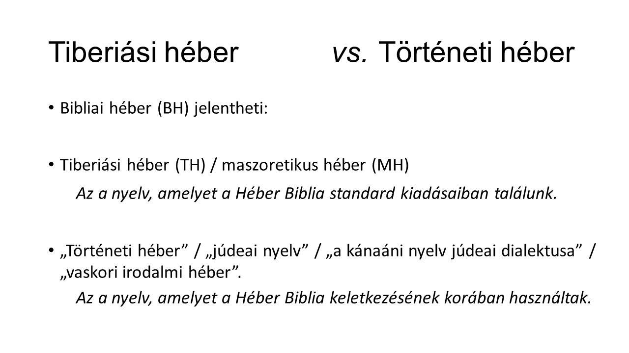 Tiberiási hébervs.