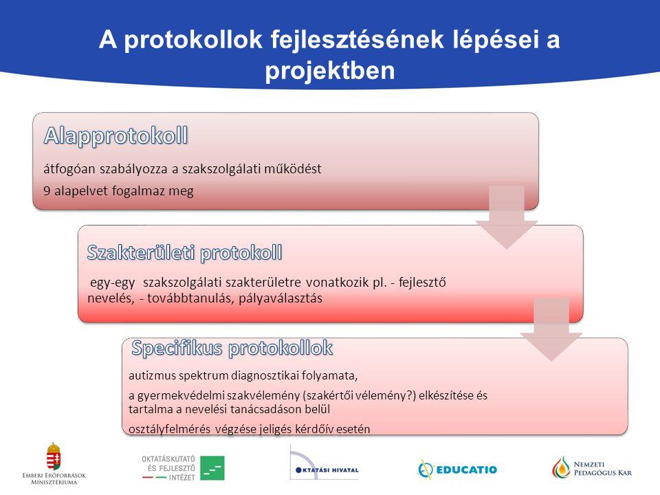 Miben más az alapprotokoll és a szakterületi protokollok tartalma egy tradicionális szakmai protokollhoz képest.