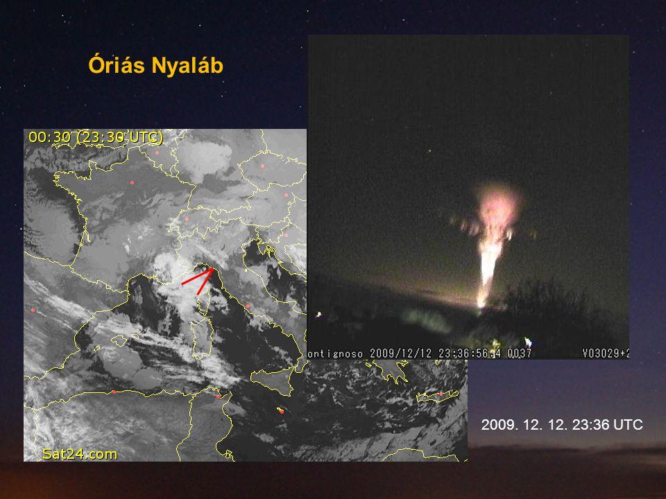2009. 12. 12. 23:36 UTC