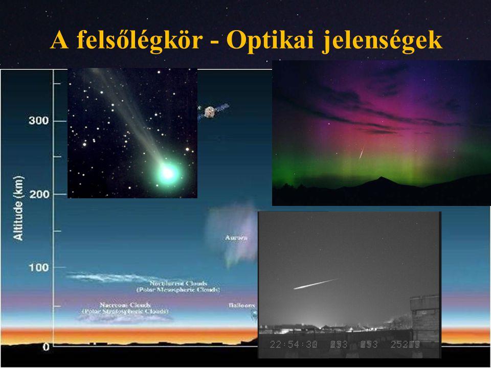 Megfigyelések Sopronból - Típusok 7 eltérő típus