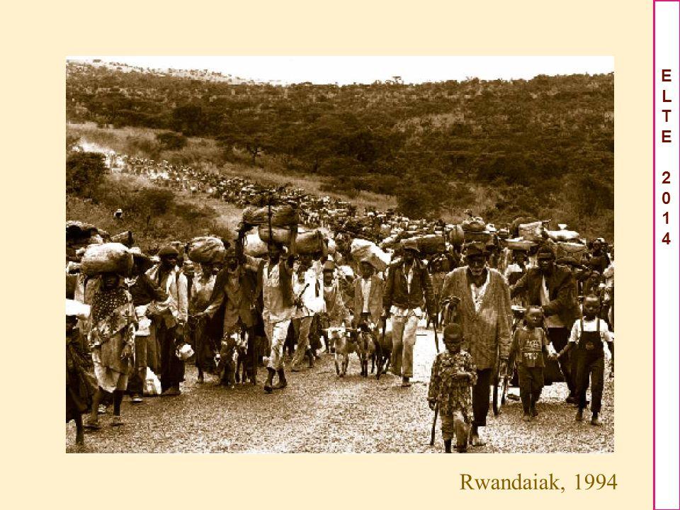 ELTE2014ELTE2014 Rwandaiak, 1994