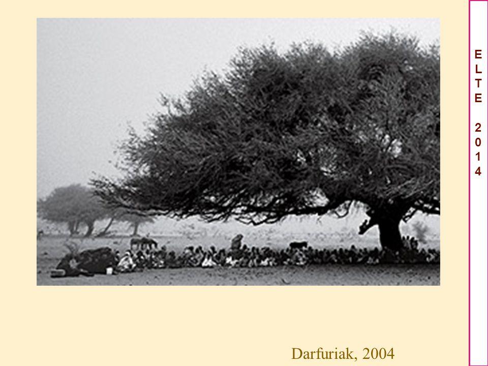 ELTE2014ELTE2014 Darfuriak, 2004