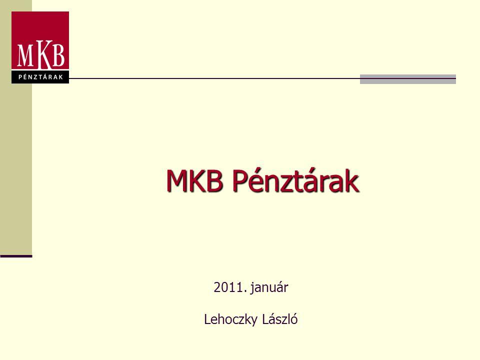 MKB Pénztárak 2011. január Lehoczky László