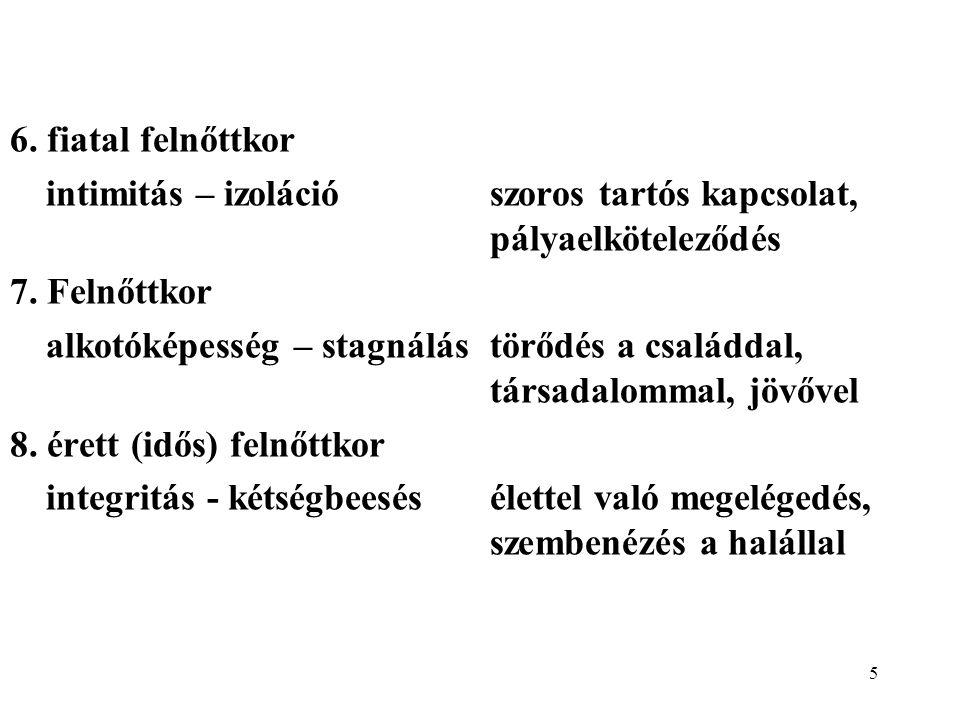 46 Piaget kritikája A formális műveletek használata, szisztematikus feladatmegoldás Téma és Kultúra függő