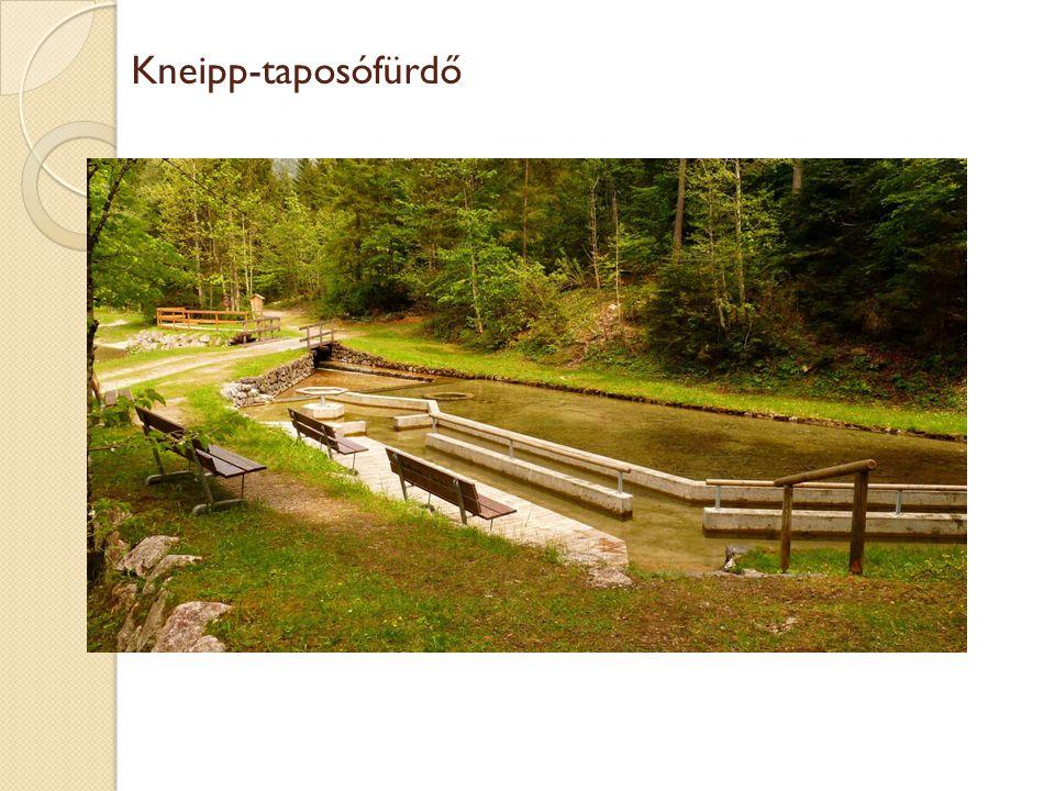 Kneipp-taposófürdő