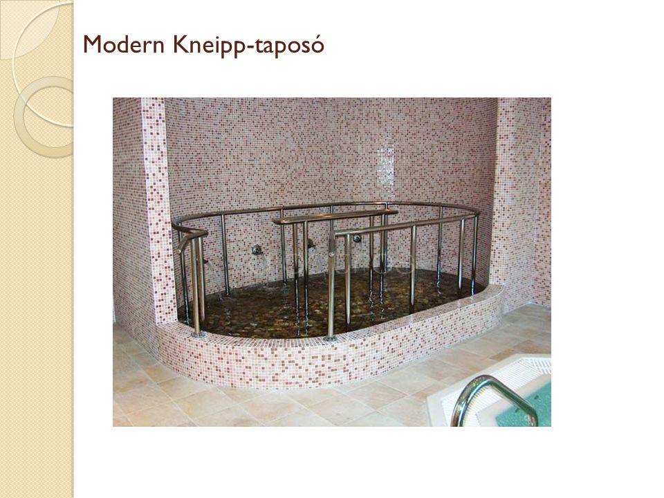 Modern Kneipp-taposó