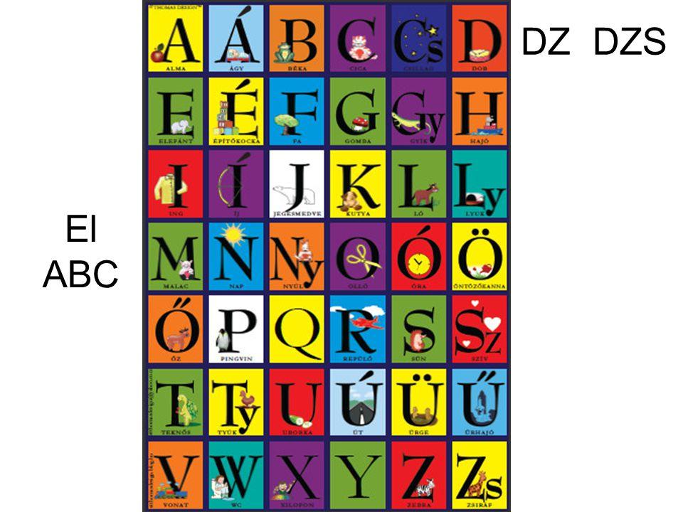 El ABC DZ DZS
