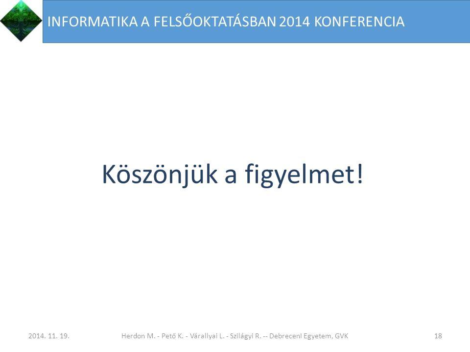 2014.11. 19.18Herdon M. - Pető K. - Várallyai L. - Szilágyi R.