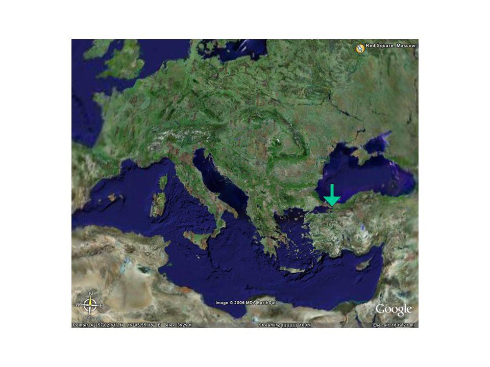De nemcsak a mediterrán öv jelent idegenforgalmi vonzerőt.