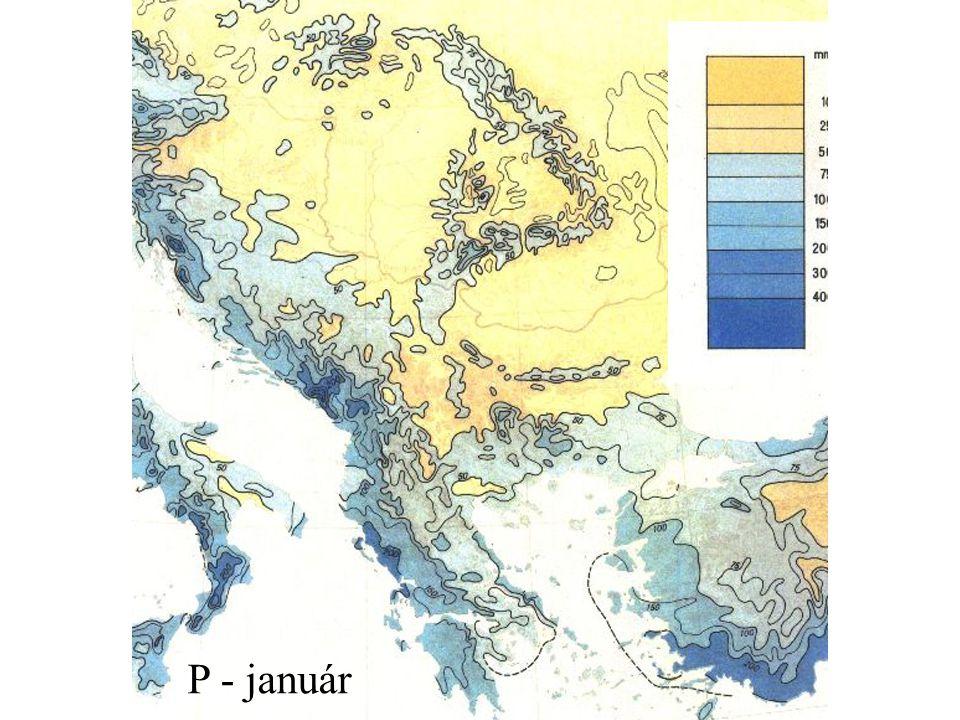 A klímát, mint a mérsékeltövben általában, itt is a vándorló ciklonok pályái határozzák meg.