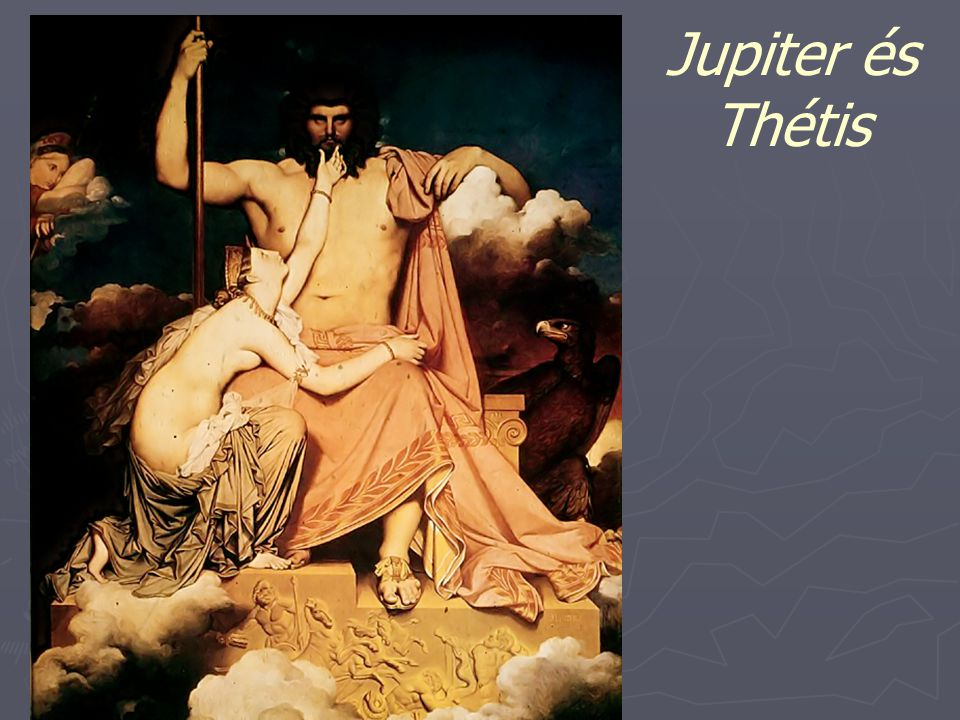 Jupiter és Thétis