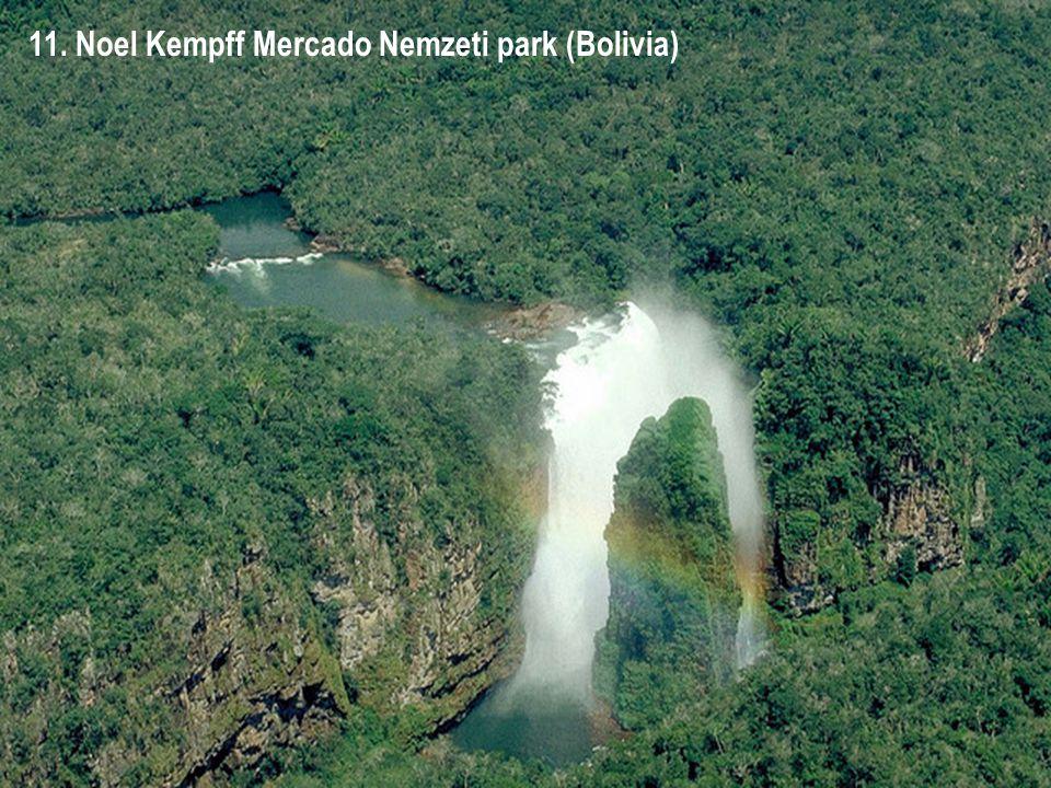 10. Vallée de Humahuaca (Argentine)