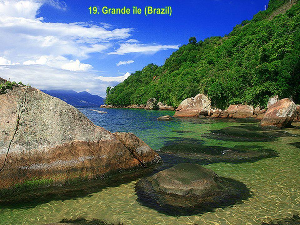 18. Lençóis Maranhenses (Brazil)