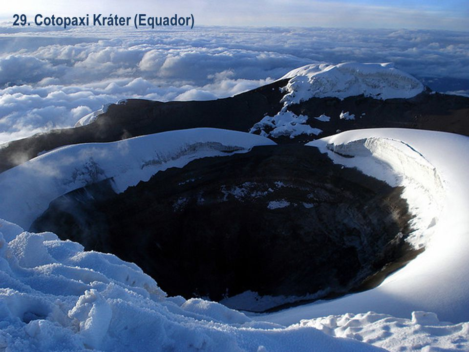 28. Galápagos szigetek (Equador)