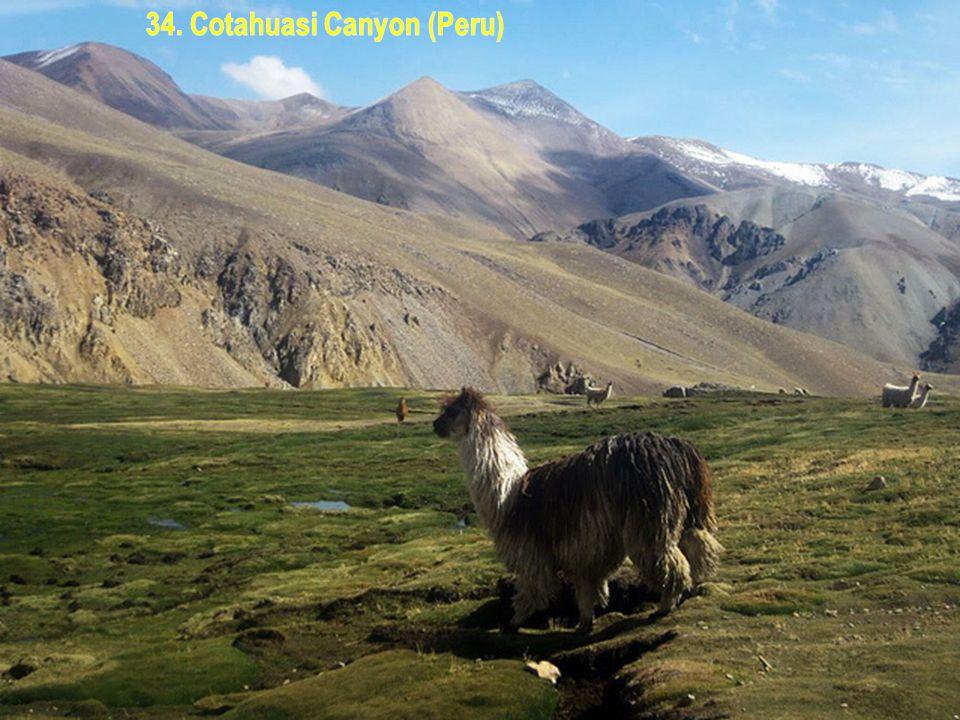 33. Huascaran. A Fehér Cordillerák + Alpamayo : A világ legszebb hegye! (Peru)