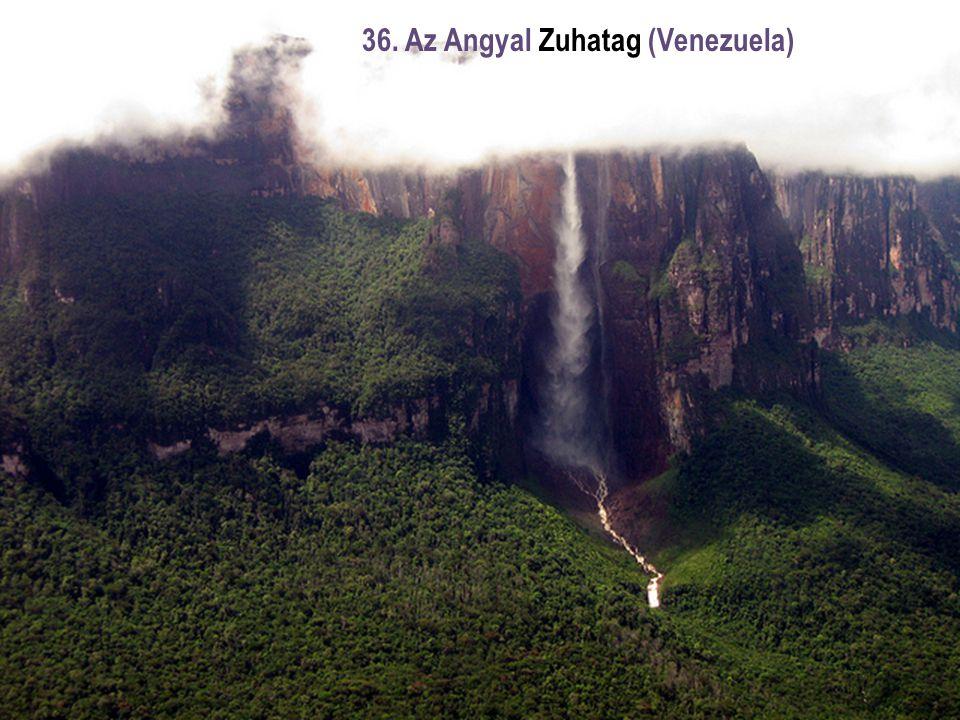 35. Szentelt Völgy (Peru)