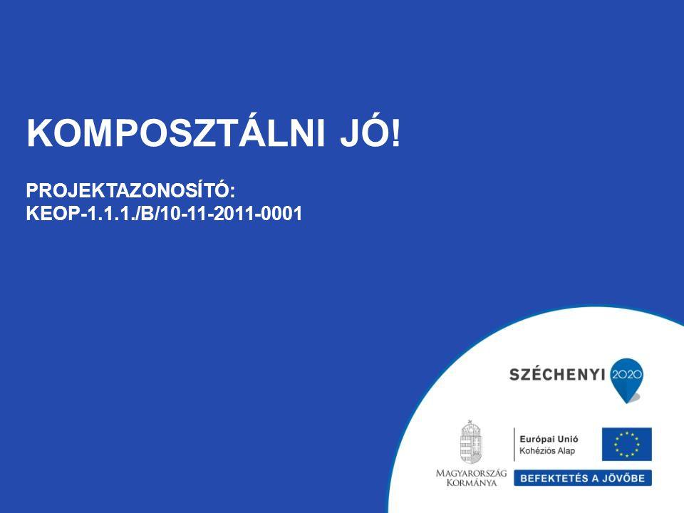 Korszerű hulladékgazdálkodás a Miskolci Régióban 37 település hulladékproblémái oldódnak meg.