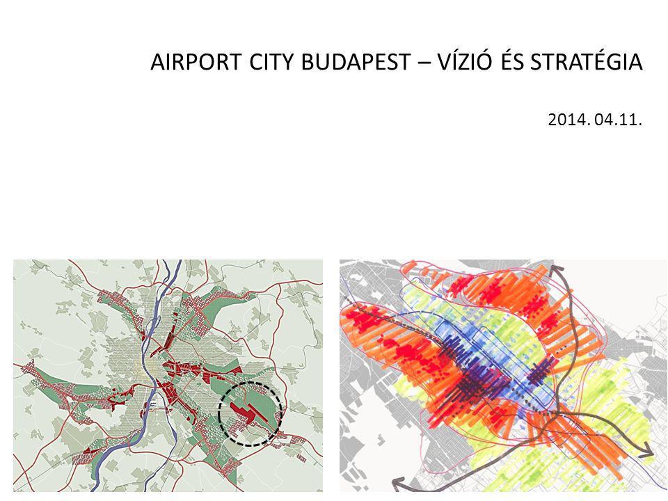 AIRPORT CITY BUDAPEST – VÍZIÓ ÉS STRATÉGIA 2014. 04.11.