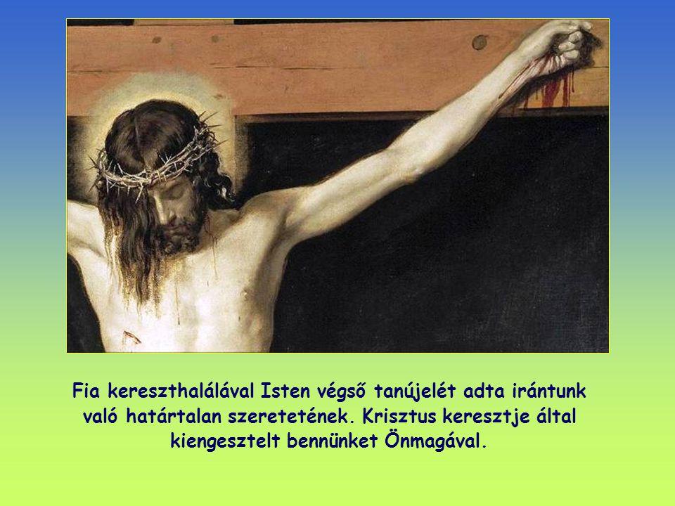 Pál így buzdítja a korintusiakat abban a részben, mely az egész Evangélium szívét alkotó nagy örömhír közlése után következik: Isten Krisztusban kiengesztelődött a világgal (vö.
