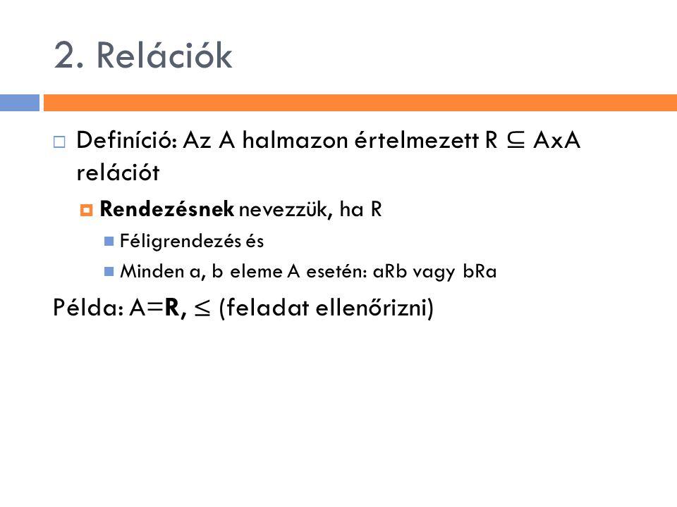 Példák 3.