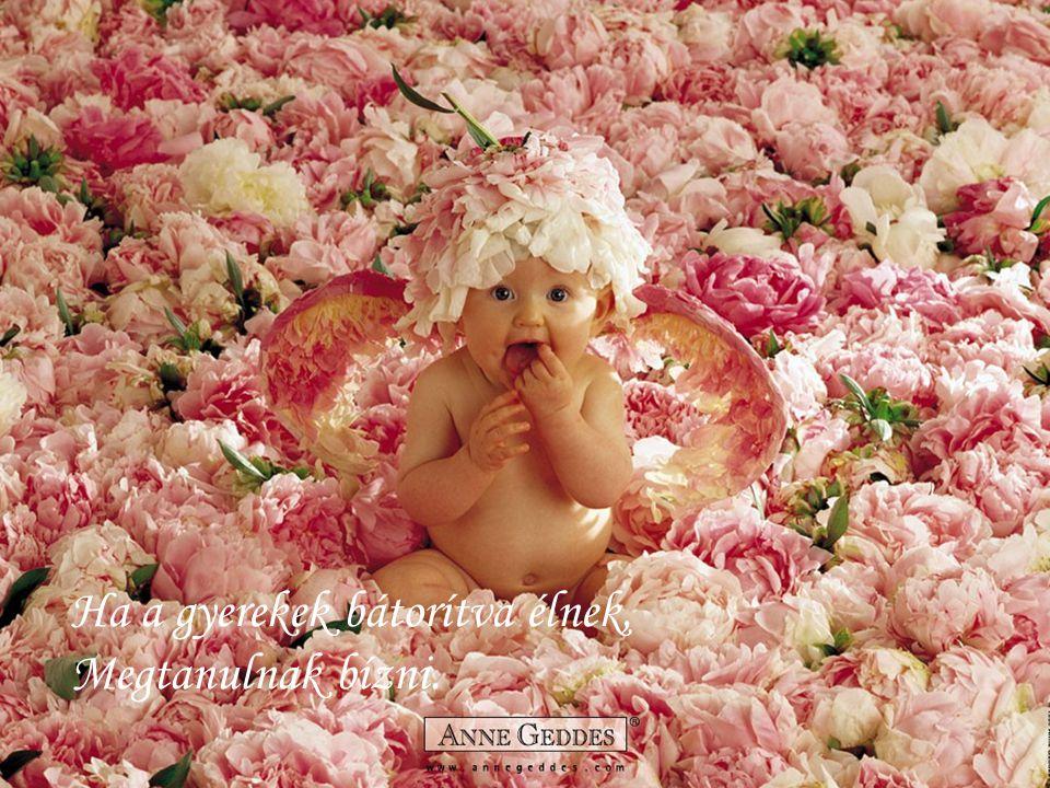 Ha a gyerekek toleráns légkörben élnek, Megtanulnak türelmesnek lenni.