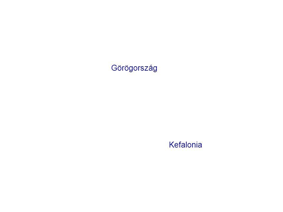 Görögország Kefalonia