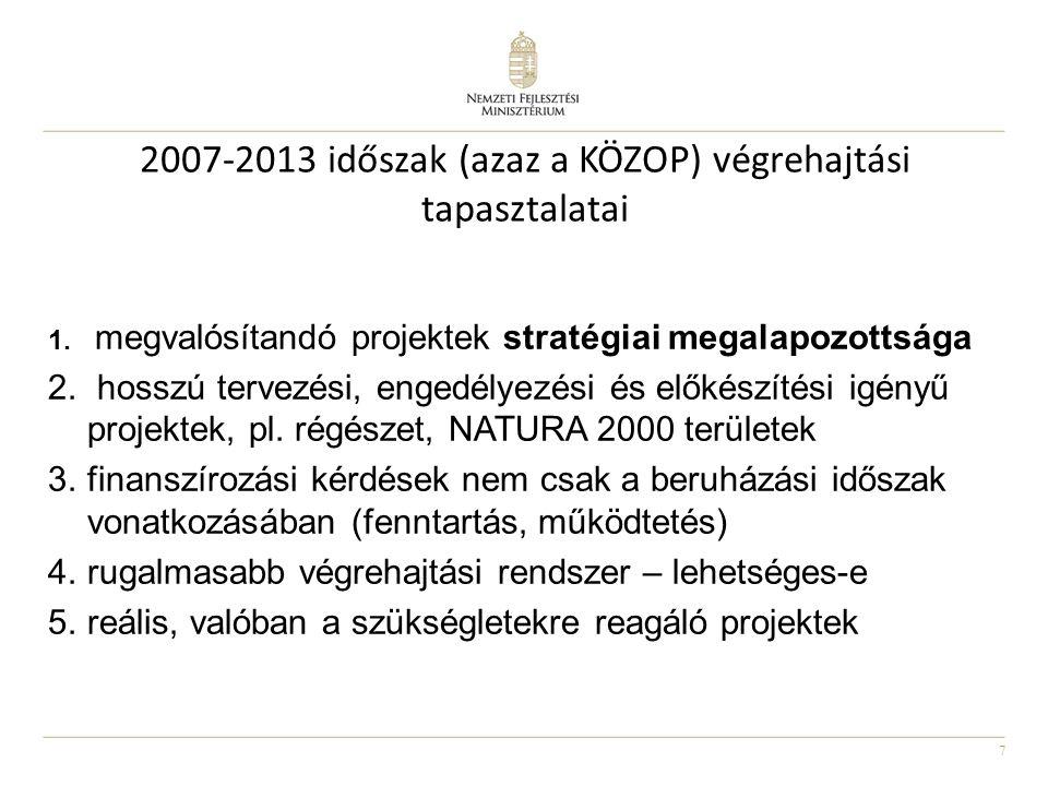 8 Transzeurópai közlekedési hálózat (TEN-T) közút A 1315/2013/EU rendelet alapján a TEN-T hálózat legközelebbi felülvizsgálata 2023-ban lesz Az Európai Bizottsággal folytatott tárgyalásokon a magyar fél sikeresen lobbizott a nem TEN-T utak támogathatósága érdekében, így szigorú feltételekkel de mégis lehet ERFA forrásokból közutat finanszírozni.