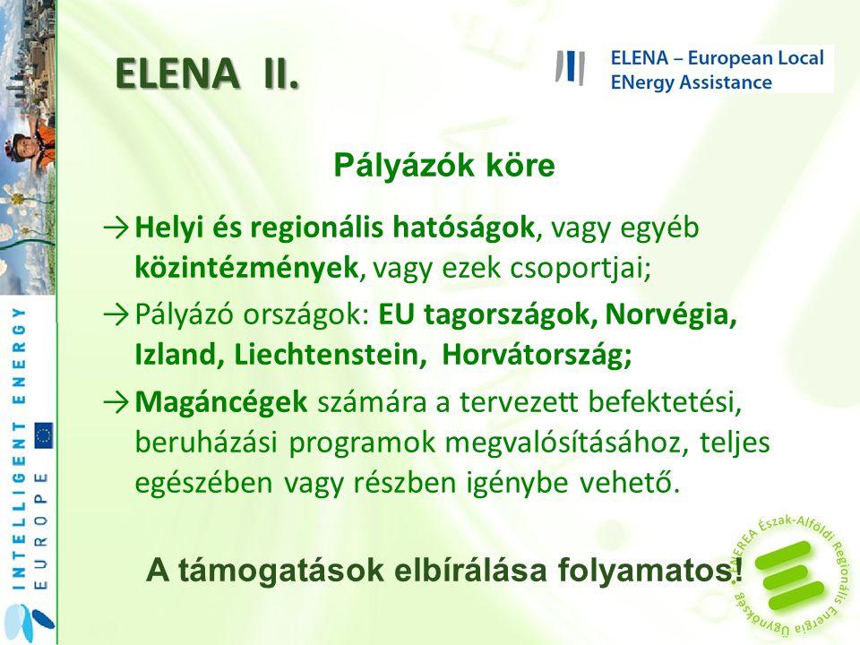 ELENA II.