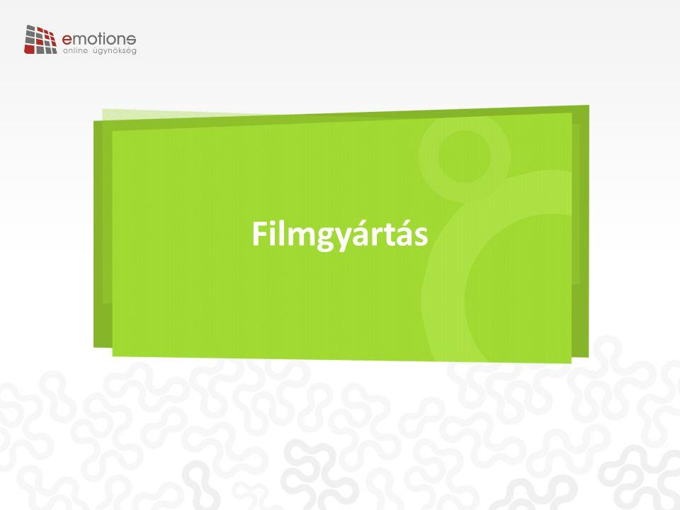 Filmgyártás