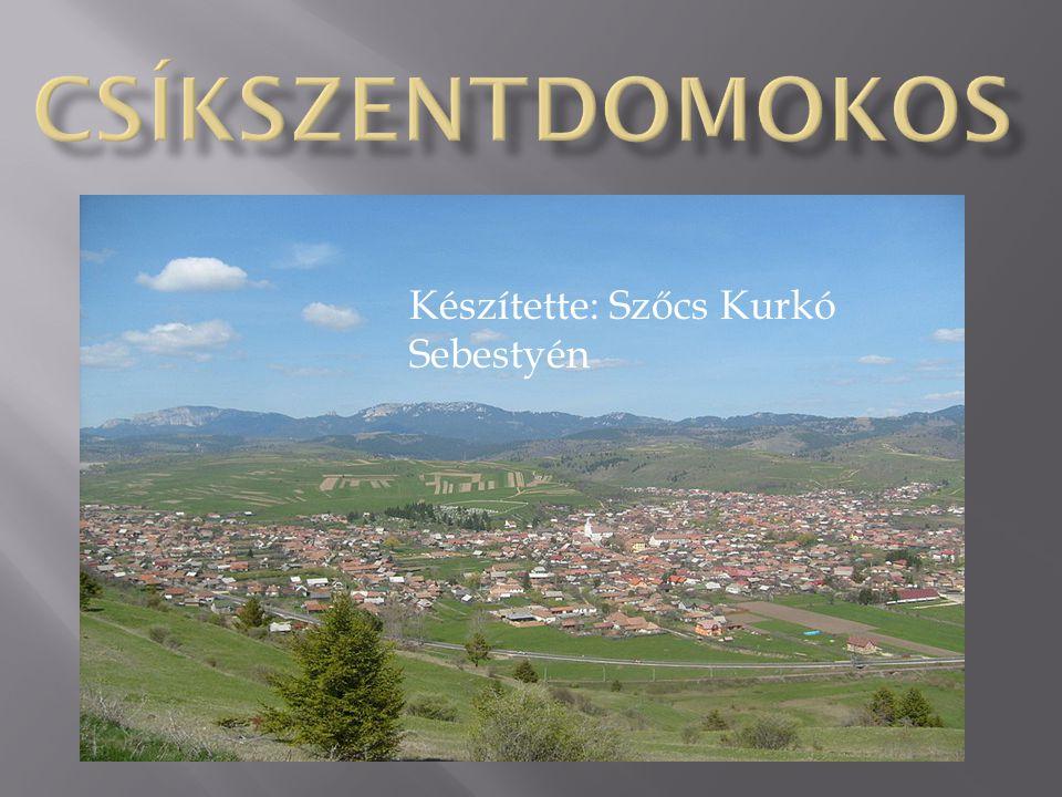  Romániában  Erdély keleti részén, a Keleti- Kárpatok középső csoportjában, Hargita megyében, az Olt folyó mentén fekszik