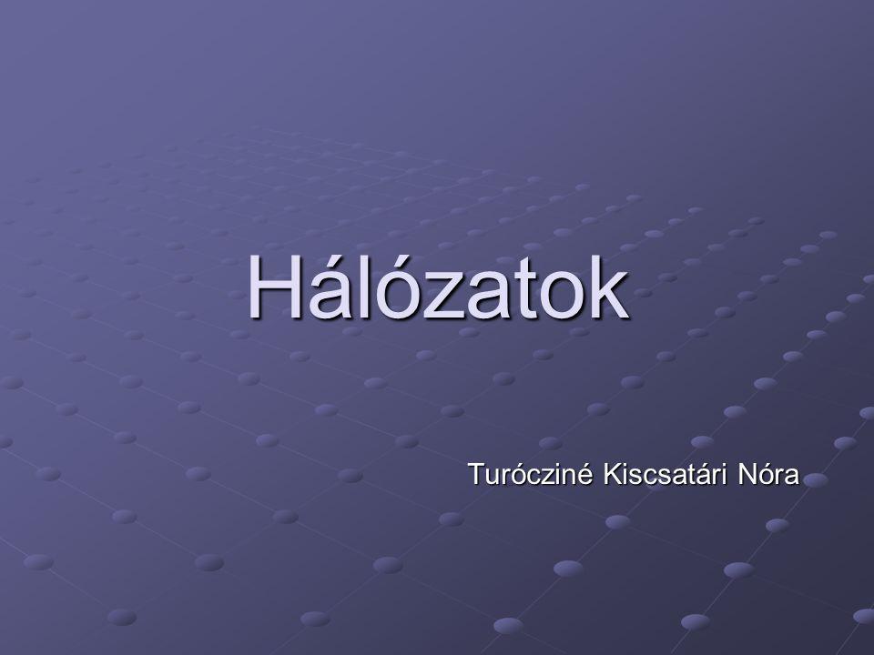 E-mail cím felépítése kiscsatari.nora@avkf.hu kiscsatari.nora: felhasználónév @: felhasználónév és domain elválasztására avkf.hu: domain