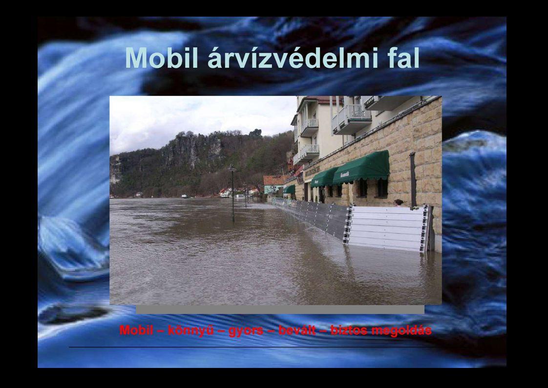 Az árvízvédelem módszerei Nem szerkezeti módszerek Szerkezeti módszerek