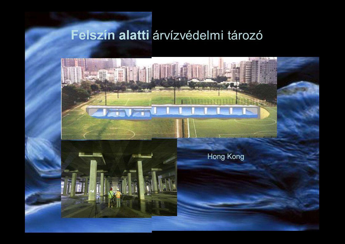 Konzolos kivitelű árvízvédelmi falak Kitámasztóval rendelkező ideiglenes árvízvédelmi falak Hidraulikus kiemelésű falak Felnyíló falak Felfújódó ideiglenes falak Környezetbarát biogát
