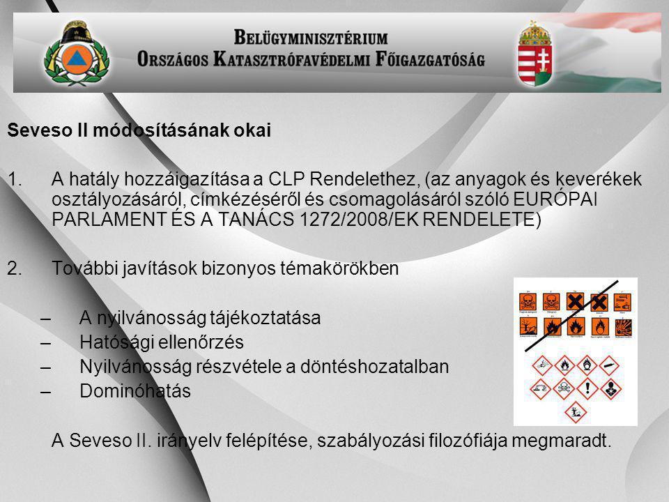 -10- Seveso III Első olvasati megállapodás 2012.március 27.