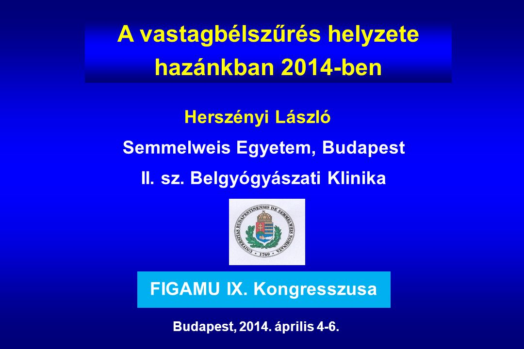 """Alkalmazott FIT teszt: megbízhatósága megkérdőjelezhető TVK-mentesítést nem sikerült elérni (""""büntető – """"ráfizetéses szűrés) """"Enthusiasm-based szűrés (""""pay for performance nélkül) A háziorvosok passzivitása (1/3-a vett részt) Informatikai háttér elégtelensége Magyarországon lezajlott korábbi """"pilot szűrések: Tanulságok"""