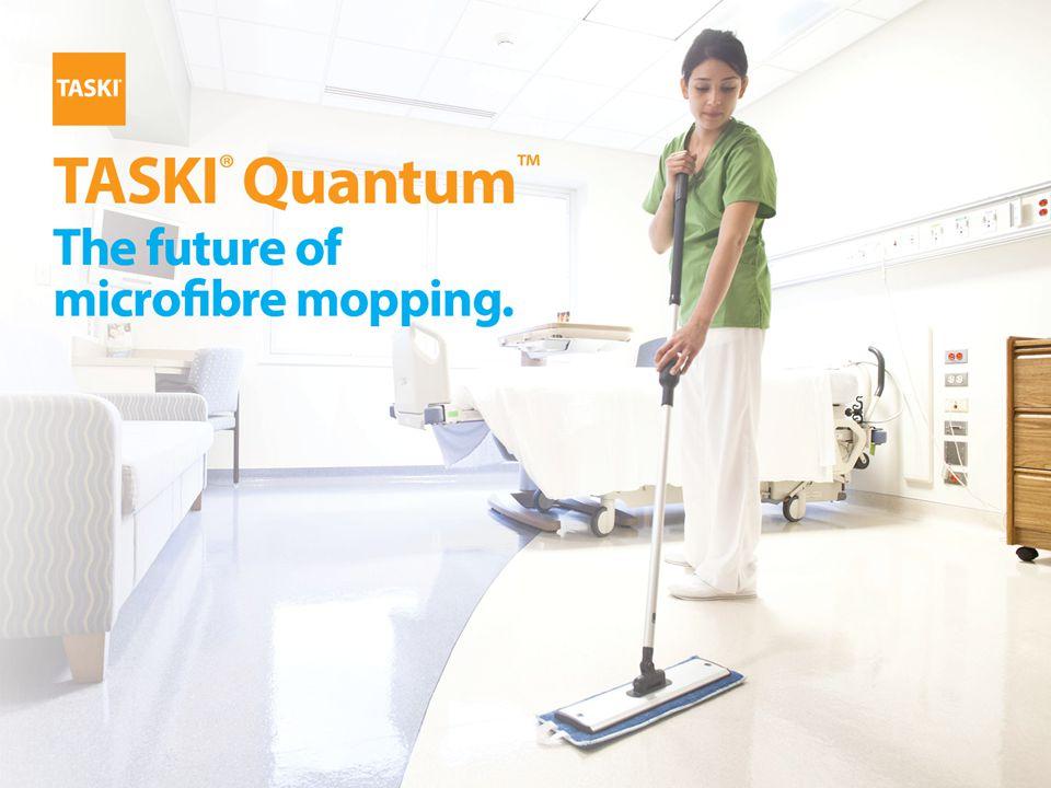 A TASKI Quantum egy áttörő innovációs újítás a piacon.