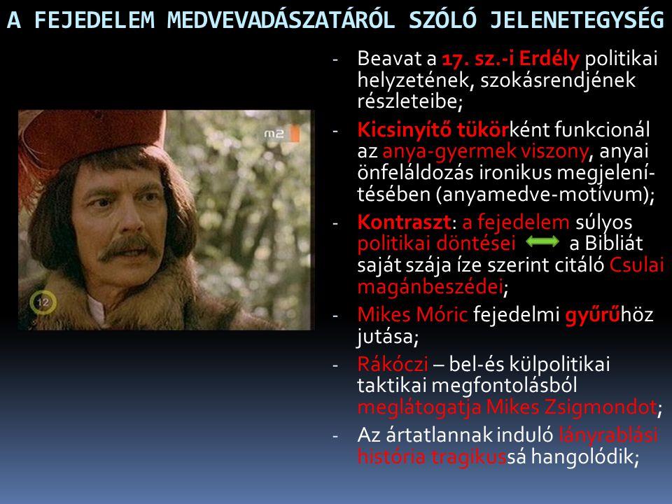 """""""- Leányom kezét - szólt köszöngetve Tarnócziné - Haller Péter uram akarta az elrablás napján megkérni."""