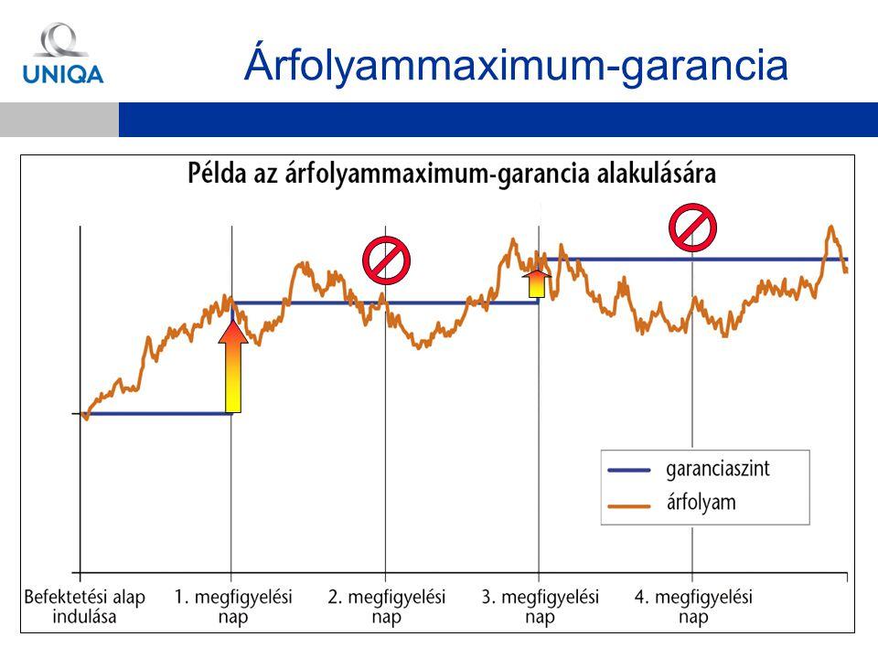 Árfolyammaximum-garancia