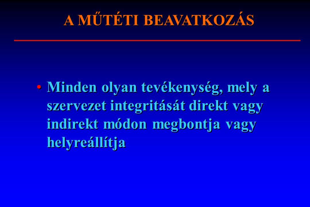 FELTÉTELEK Asepsis 1847.május 25-31. Semmelweis Asepsis 1847.