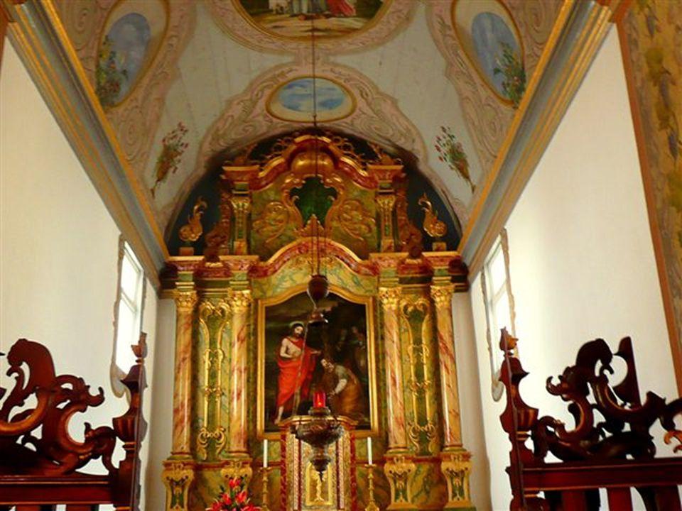 Vila Baleira VII. sz.-ban ujjáépített temploma