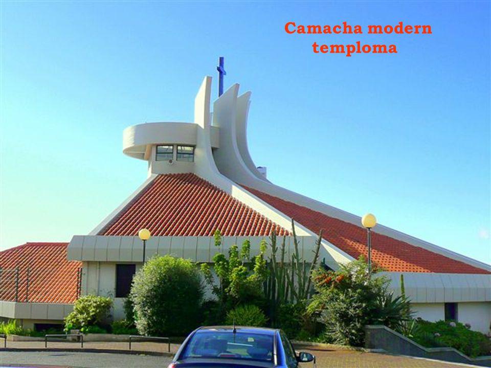 Camacha modern temploma